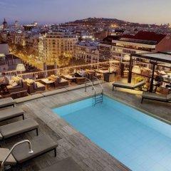 Отель Majestic Residence Испания, Барселона - 8 отзывов об отеле, цены и фото номеров - забронировать отель Majestic Residence онлайн бассейн