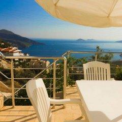 Вилла Serap Турция, Киник - отзывы, цены и фото номеров - забронировать отель Вилла Serap онлайн балкон
