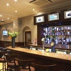 Отель Sidney Victoria Лондон гостиничный бар