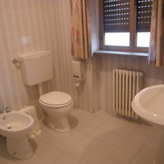 Hotel Mochettaz Аоста ванная