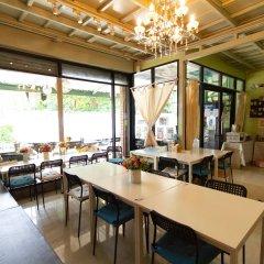 Отель Counting Sheep Hostel Таиланд, Бангкок - 1 отзыв об отеле, цены и фото номеров - забронировать отель Counting Sheep Hostel онлайн питание фото 2