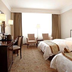 Отель Bell Tower Hotel Xian Китай, Сиань - отзывы, цены и фото номеров - забронировать отель Bell Tower Hotel Xian онлайн комната для гостей фото 5