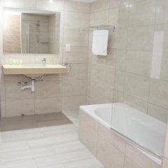 Отель Captain Pier Hotel Кипр, Протарас - отзывы, цены и фото номеров - забронировать отель Captain Pier Hotel онлайн ванная фото 2