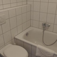 Отель Gir Keller Gästehaus ванная фото 2