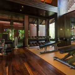 Отель The Tubkaak Krabi Boutique Resort фитнесс-зал фото 4