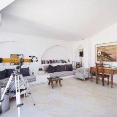 Отель Rocabella Santorini Hotel Греция, Остров Санторини - отзывы, цены и фото номеров - забронировать отель Rocabella Santorini Hotel онлайн фитнесс-зал