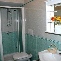Отель Il Rifugio del Poeta Италия, Равелло - отзывы, цены и фото номеров - забронировать отель Il Rifugio del Poeta онлайн ванная