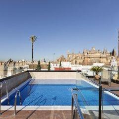 Hotel Casa 1800 Sevilla бассейн фото 2