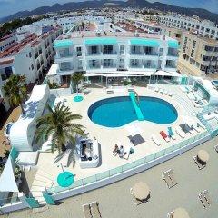 Отель Santos Ibiza Suites бассейн