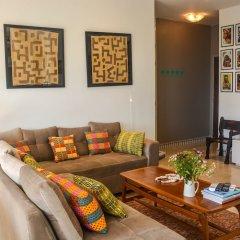 Отель Appartement Asmaa Марокко, Касабланка - отзывы, цены и фото номеров - забронировать отель Appartement Asmaa онлайн комната для гостей фото 4
