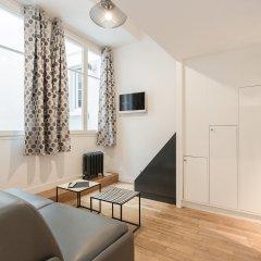 Le Marais - Hotel De Ville Apartments Париж комната для гостей фото 2