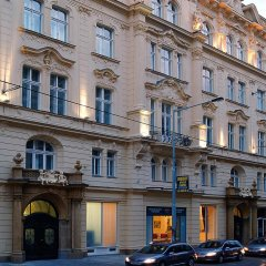 Hotel Century Old Town Prague MGallery By Sofitel вид на фасад фото 2