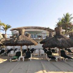 Ocean Breeze Hotel Mazatlan Масатлан пляж