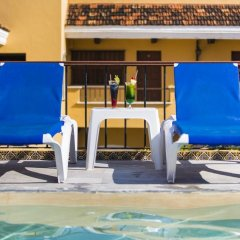 Hotel Caribe бассейн фото 2