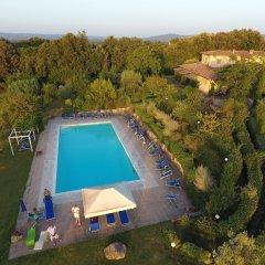 Отель il cardino Италия, Сан-Джиминьяно - отзывы, цены и фото номеров - забронировать отель il cardino онлайн бассейн фото 2