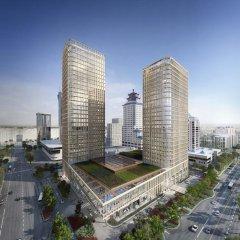 Гостиница The Ritz-Carlton, Astana Казахстан, Нур-Султан - 1 отзыв об отеле, цены и фото номеров - забронировать гостиницу The Ritz-Carlton, Astana онлайн балкон