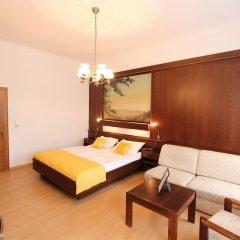 Отель CheckVienna Edelhof Apartments Австрия, Вена - 1 отзыв об отеле, цены и фото номеров - забронировать отель CheckVienna Edelhof Apartments онлайн комната для гостей фото 9