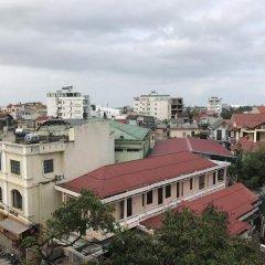 Отель Hong Thien 1 Hotel Вьетнам, Хюэ - отзывы, цены и фото номеров - забронировать отель Hong Thien 1 Hotel онлайн балкон