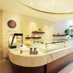 Отель Asta Hotel Shenzhen Китай, Шэньчжэнь - отзывы, цены и фото номеров - забронировать отель Asta Hotel Shenzhen онлайн питание фото 3