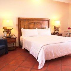 Отель Hacienda Bajamar комната для гостей фото 5