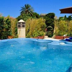 Отель Medieval Villa Греция, Родос - отзывы, цены и фото номеров - забронировать отель Medieval Villa онлайн бассейн