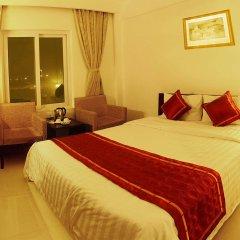 Отель Thanh Uyen Hotel Вьетнам, Хюэ - отзывы, цены и фото номеров - забронировать отель Thanh Uyen Hotel онлайн комната для гостей фото 3