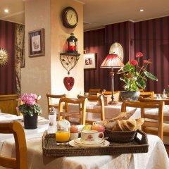 Отель BRITANNIQUE Париж питание фото 2