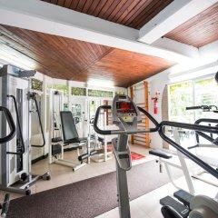 Отель Xaine Park фитнесс-зал