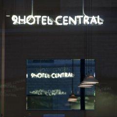 Отель 9Hotel Central гостиничный бар