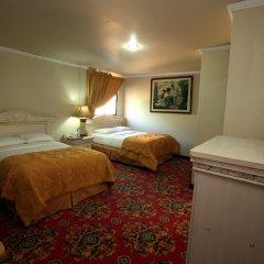 Отель Honduras Plaza Сан-Педро-Сула комната для гостей