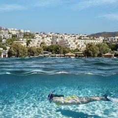 Отель Golden Age Bodrum - All Inclusive пляж