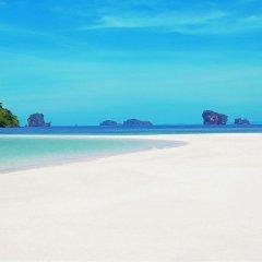 Отель Krabi Cha-da Resort пляж