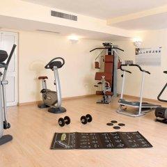 Hotel Villa Medici Рокка-Сан-Джованни фитнесс-зал