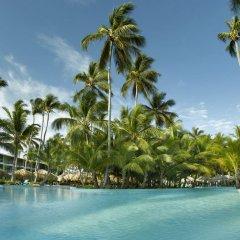 Отель Grand Palladium Punta Cana Resort & Spa - Все включено Доминикана, Пунта Кана - отзывы, цены и фото номеров - забронировать отель Grand Palladium Punta Cana Resort & Spa - Все включено онлайн бассейн фото 2