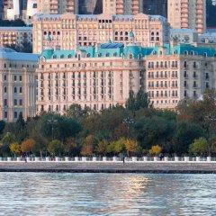Отель Four Seasons Hotel Baku Азербайджан, Баку - 5 отзывов об отеле, цены и фото номеров - забронировать отель Four Seasons Hotel Baku онлайн приотельная территория