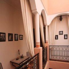 Отель Riad De La Semaine сейф в номере