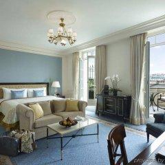 Shangri-La Hotel Paris Париж комната для гостей фото 5