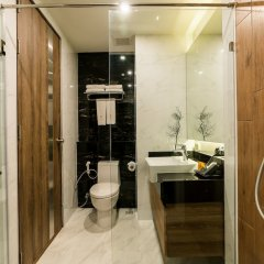 Acqua Hotel ванная фото 2