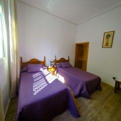 Отель Hostal La Muralla комната для гостей