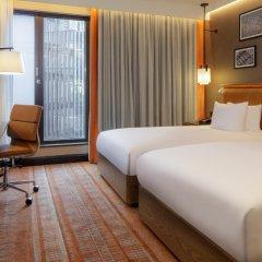 Отель Hilton London Tower Bridge 4* Стандартный номер с 2 отдельными кроватями