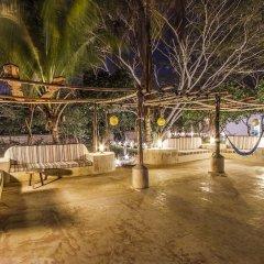 Отель Hacienda Santa Cruz пляж