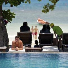 Отель Sairee Hut Resort спортивное сооружение
