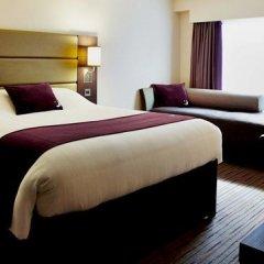 Отель Premier Inn Leicester South - Oadby комната для гостей фото 4