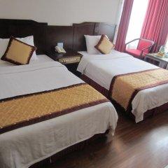 Отель Halong Pearl Халонг комната для гостей фото 5