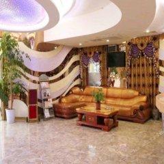 Отель Nihang Theme Hotel Китай, Шанхай - отзывы, цены и фото номеров - забронировать отель Nihang Theme Hotel онлайн интерьер отеля