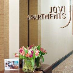 Апартаменты Jovi Apartments интерьер отеля