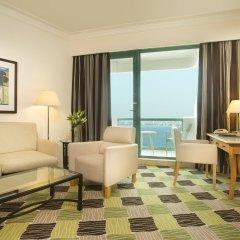 Отель Hilton Dubai Jumeirah комната для гостей