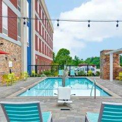 Отель Home2 Suites by Hilton Meridian бассейн
