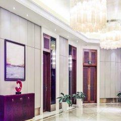 Отель Bluewiah Findlife Hotel (Zhangjiakou Xiahuayuan) Китай, Чжанцзякоу - отзывы, цены и фото номеров - забронировать отель Bluewiah Findlife Hotel (Zhangjiakou Xiahuayuan) онлайн интерьер отеля фото 3