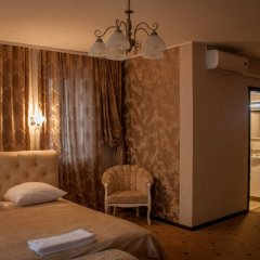 Гостиница Монарх в Нижнем Новгороде 6 отзывов об отеле, цены и фото номеров - забронировать гостиницу Монарх онлайн Нижний Новгород комната для гостей фото 5